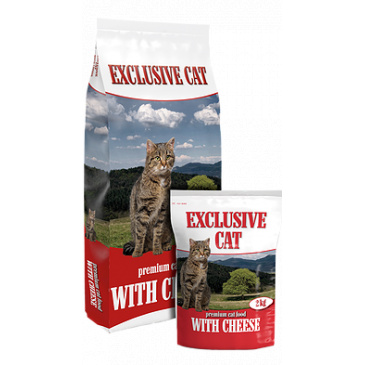 Delikan Cat Exclusiv cheese 2kg