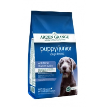 Arden Grange Junior Large Breed 12kg