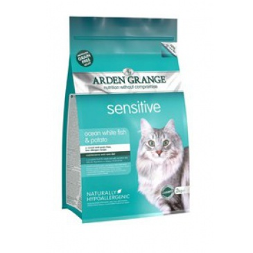 Arden Grange Cat Sensitiv 2kg