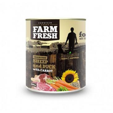 Farm Fresh SHEEP AND DUCK konzerva 800g
