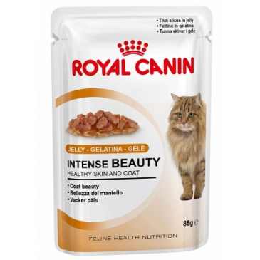 Royal Canin Kapsičky Intense Beauty ve šťávě 85g