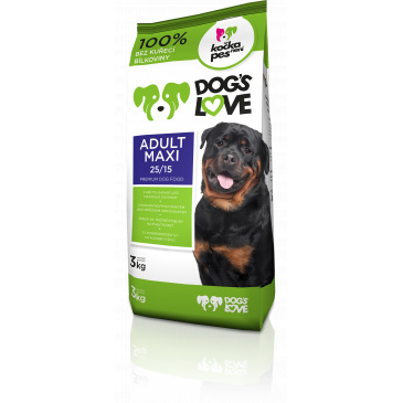 Dog´s love - Adult Maxi 10kg
