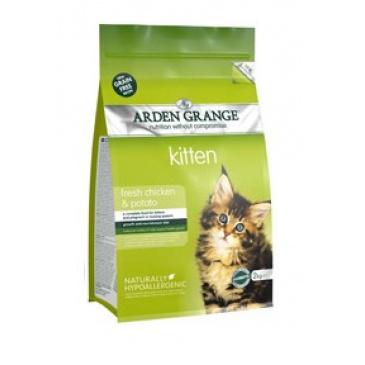 Arden Grange Kitten 400g