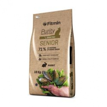 Fitmin Purity Senior 10kg