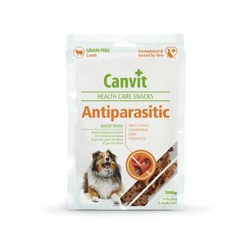 Canvit Snacks Antiparasitic 200g
