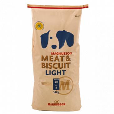 Magnusson Meat & Biscuit LIGHT 14kg