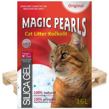 Kočkolit Magic Pearl Original 16l