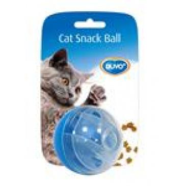 Hračka cat interaktivní Míč na pamlsky Duvo+ 5cm