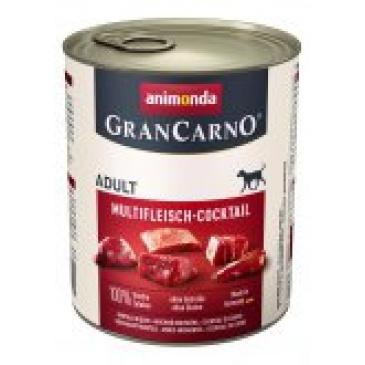 Grancarno konzerva masová směs  koktail 800g