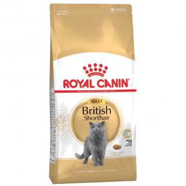 Royal Canin Cat BRITISH SHORTHAIR 2kg