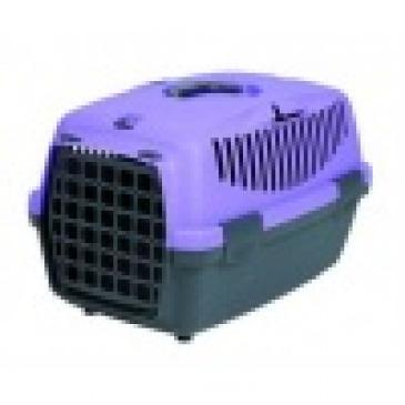 Přepravka CAPRI II. 55x37x34 sv. fialová/fialová