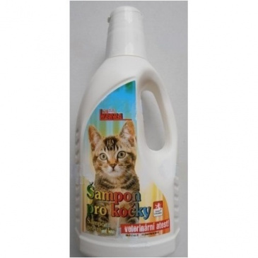 Werra šampón pro kočky 500ml