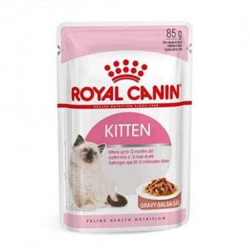 Royal Canin Kapsičky Kitten  ve šťávě 85g