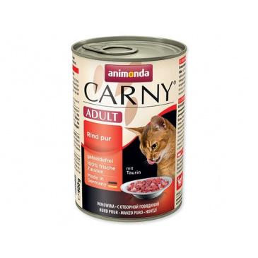 ANIMONDA Carny cat adult hovězí 400g