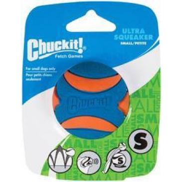 Hračka Chuckit Ultra Squeaker ball Small 5cm - pískací