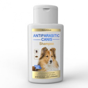 Antiparasitic canis shampoo 200ml