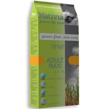 Nativia Adult Maxi 15kg