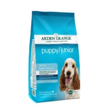 Arden Grange Puppy Junior 12kg