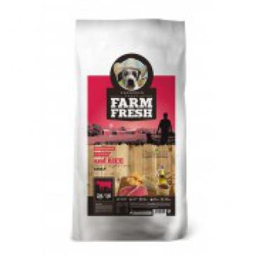Farm Fresh Beef&Rice 15kg
