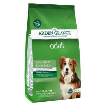 Arden Grange Adult Lamb 2kg