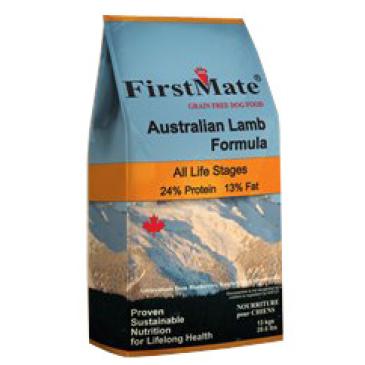 FirstMate Australian Lamb 13kg