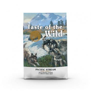 2x Taste of the Wild Pacific Stream Puppy 12,2kg