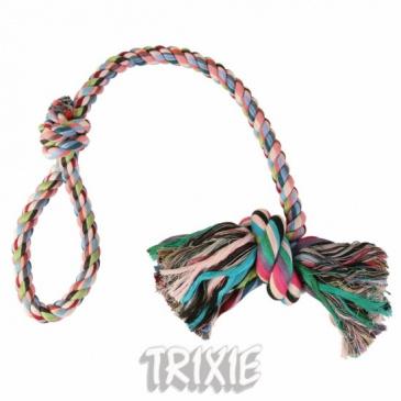 Bavlněné přetahovadlo - velký uzel Trixie A