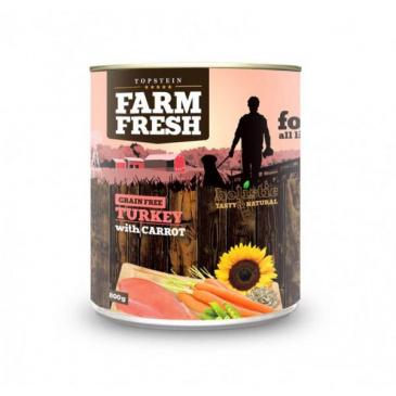 Farm Fresh TURKEY konzerva 800g