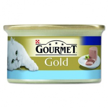 Gourmet Gold s tuňákem - paštika 85g