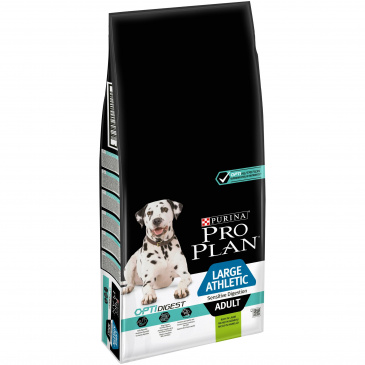 Pro Plan Large Adult Athletic Sensitive Digestion 14kg jehněčí