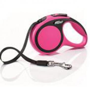 FLEXI Comfort pásek růžová XS 3m/12kg
