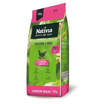 Nativia Junior Maxi 15kg