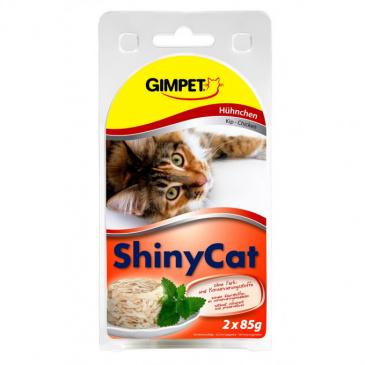 Shiny CAT kuře 2 x 70 g