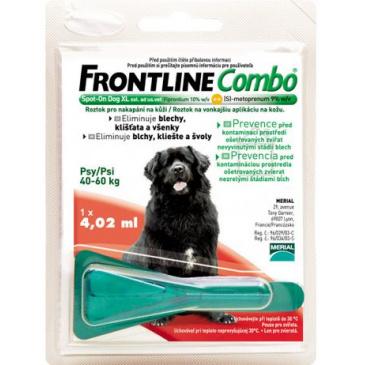 Frontline Combo Spot on Dog XL