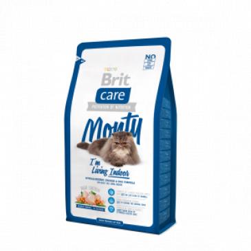Brit Care Cat Monty Indoor 7kg