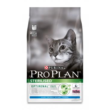 ProPlan Cat Sterilised králík 3kg