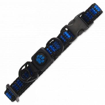 Obojek ACTIV DOG Strong modrý XS