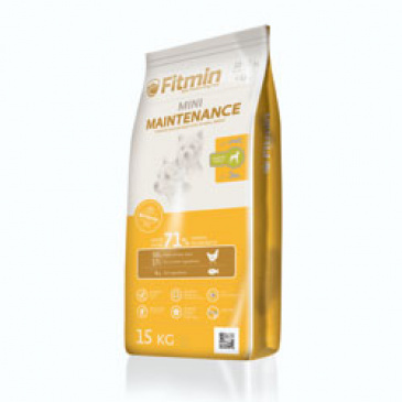 Fitmin Mini Maitenance 3kg New