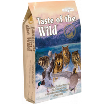 Taste of the Wild Wetlands Wild Fowl 12,2 kg