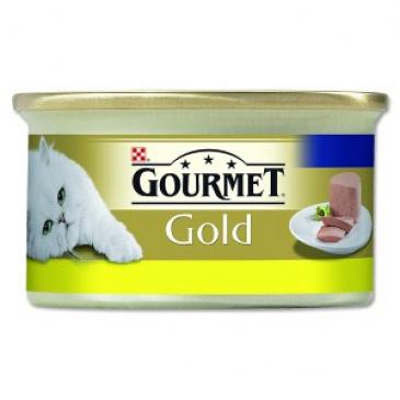 Gourmet Gold s kuřetem - paštika 85g