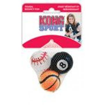 Kong Tenis míč 3ks small MIX