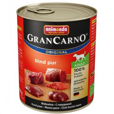 Grancarno konzerva hovězí  800g
