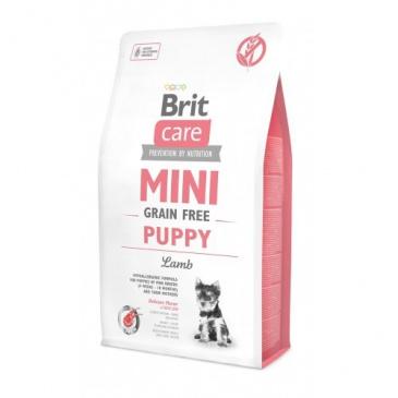 Brit Care Mini 0,4kg Puppy Lamb grain free
