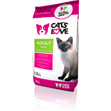 Cat´s love - Adult 1,5kg