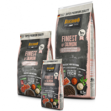 Belcando Finest Salmon Grain Free 4kg