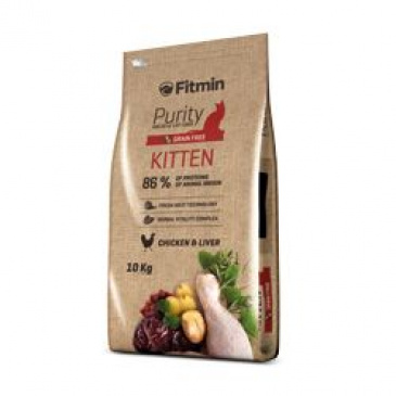 Fitmin Purity Kitten 10kg
