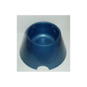 Miska H plast 0,6l SUM kokr