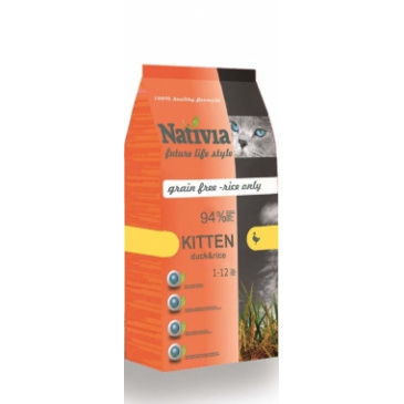 Nativia Kitten 1,5kg