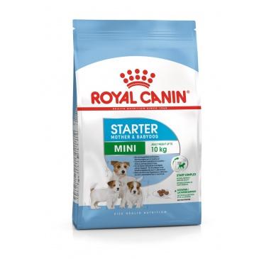 Royal Canin MINI STARTER MOTHER&BABYDOG 1 kg