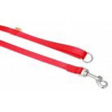 BaF Popruhové vodítko 15mm červené